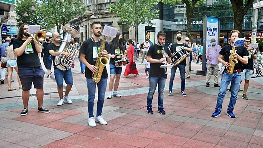 Protagonista: el jazz gallego