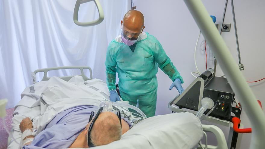 Los fallecidos por covid en la Vega Baja se acercan a los 200 tras registrar siete muertes más en tres días