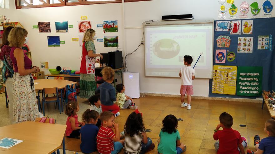 El 99,79% de los 5.990 niños de 3 años que han solicitado plaza en Córdoba entran en el centro deseado