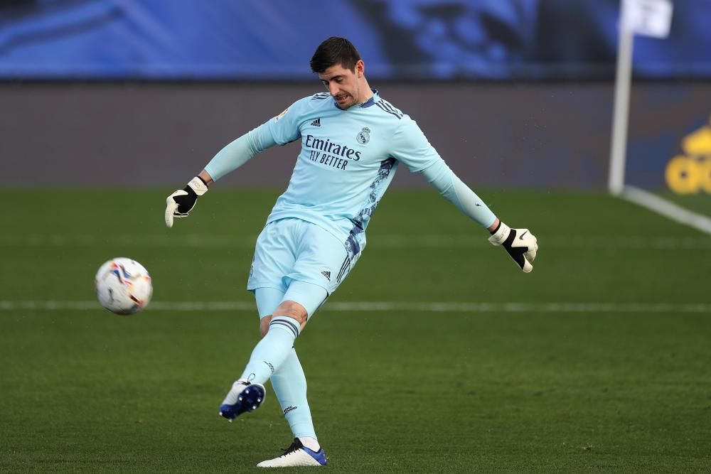 LaLiga Santander: Real Madrid - Levante