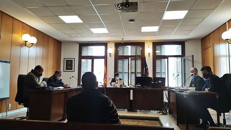 Condenado un conductor ebrio y drogado que causó dos accidentes y dejó tres heridos en Palma