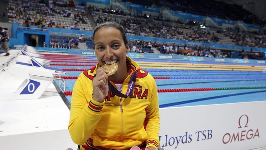 """Teresa Perales: """"Quiero compartir este premio con todas las mujeres deportistas y los que soñamos con subir a lo más alto del podio"""""""