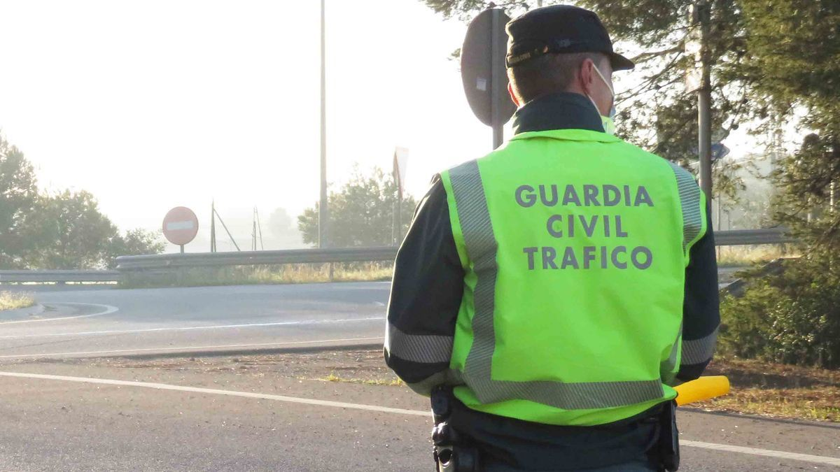 Agente guardia civil