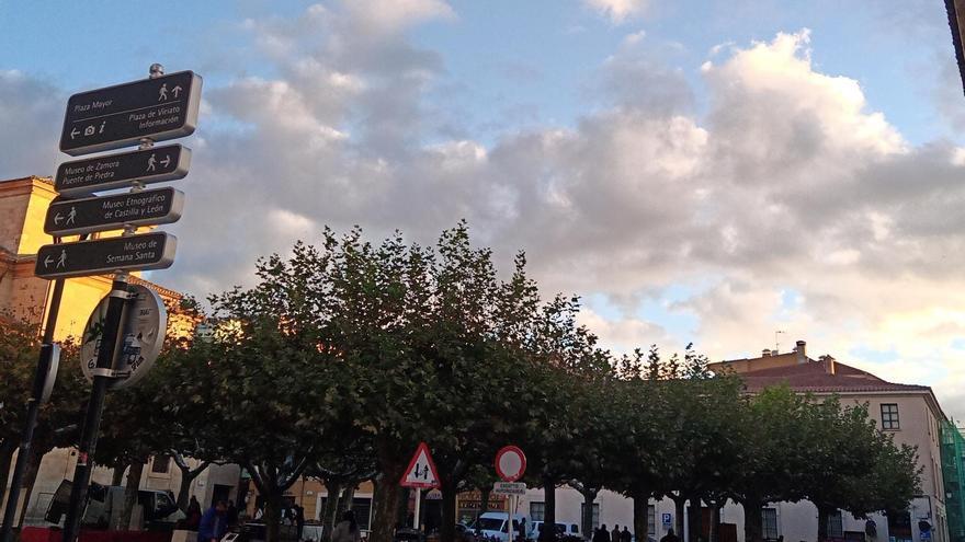 El tiempo en Zamora hoy, domingo | Lluvias intermitentes para terminar la semana