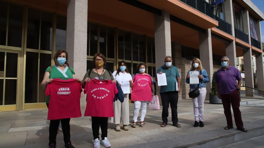 CTA denuncia el incumplimiento del convenio por parte de la empresa que gestiona la ayuda a domicilio en Córdoba