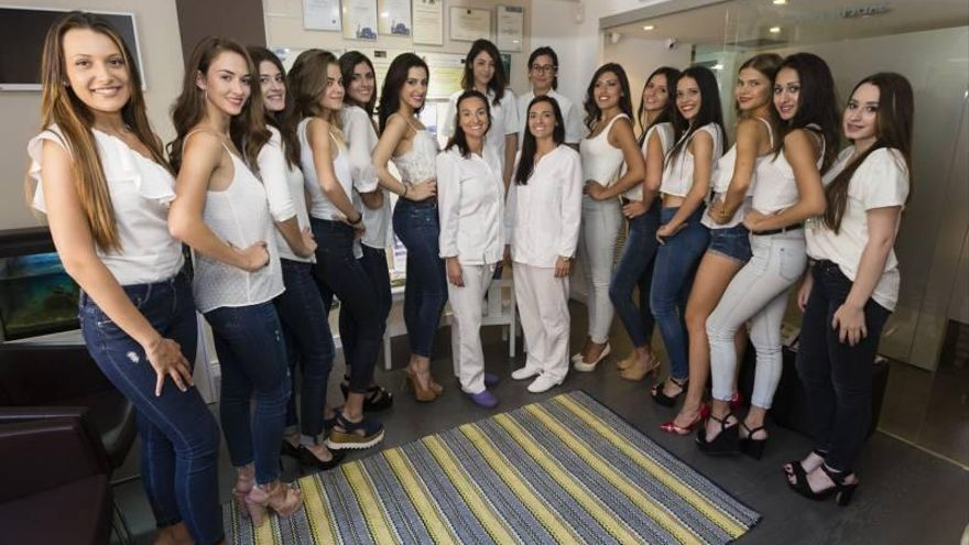 Candidatas a Top Woman 2017
