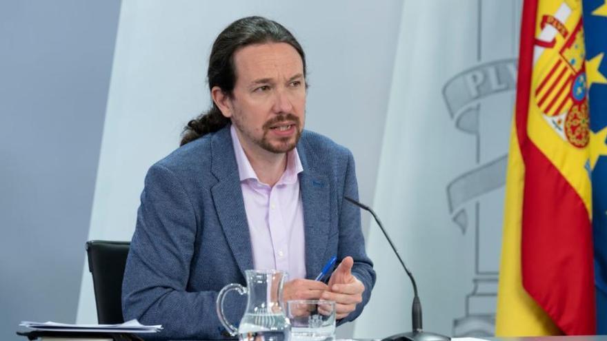 Iglesias diu que la suspensió del tercer grau és «una mala notícia» per al «diàleg» amb Catalunya