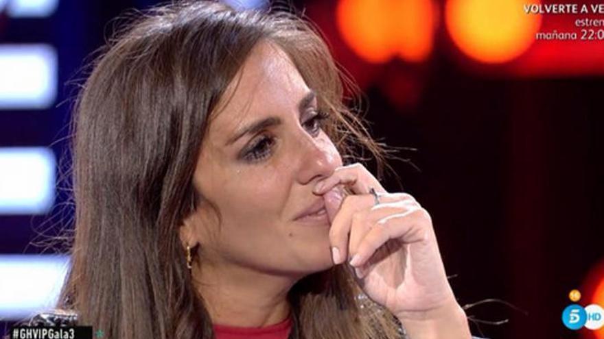 Anabel Pantoja, primera expulsada de 'GH VIP 7'