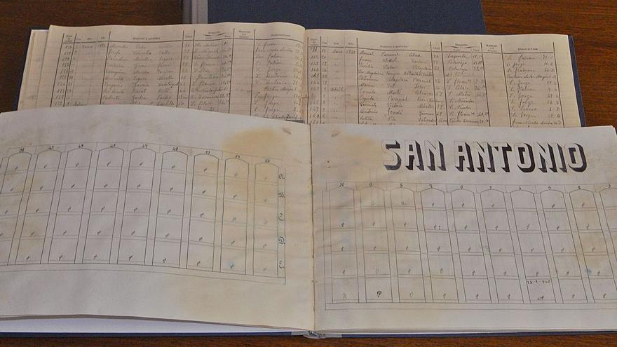 El Archivo de Alcoy digitaliza los registros del cementerio