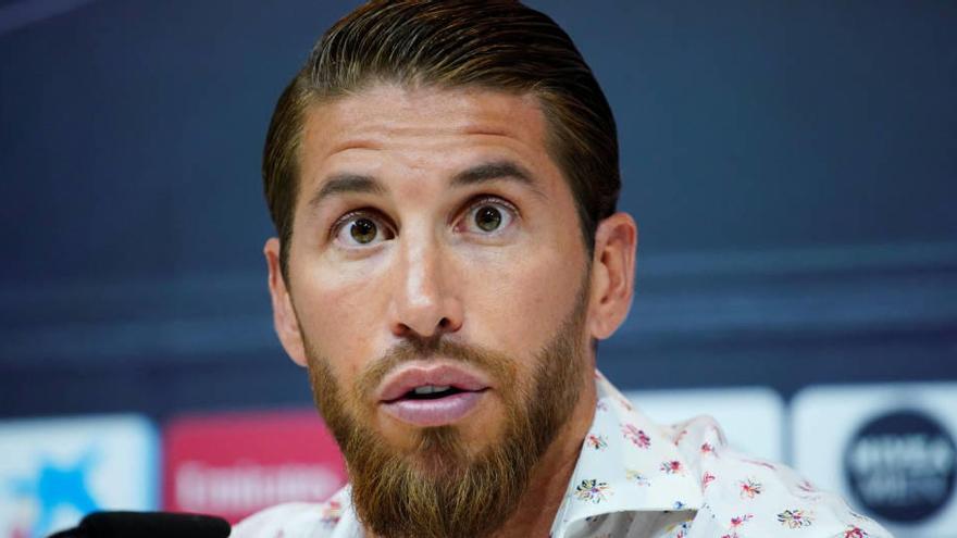 Sergio Ramos deixa el Reial Madrid
