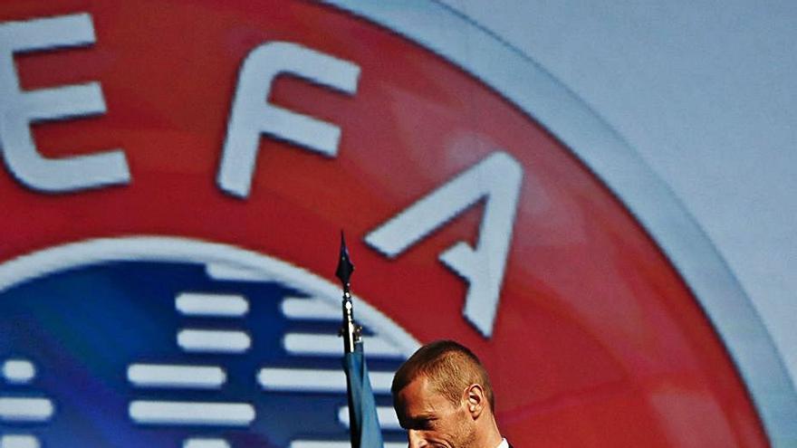 """La Comisión Europea respalda a la UEFA en contra de la """"Superliga"""""""