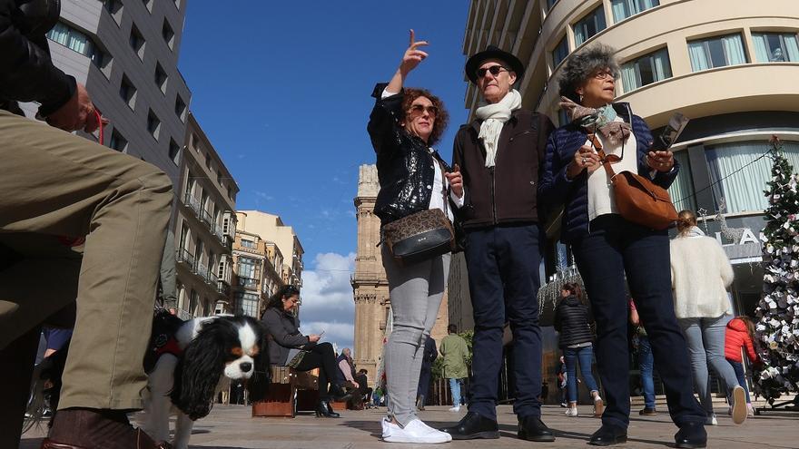 Málaga posibilitará a los hoteles aplazar el pago del IBI de 2021 hasta en cinco años