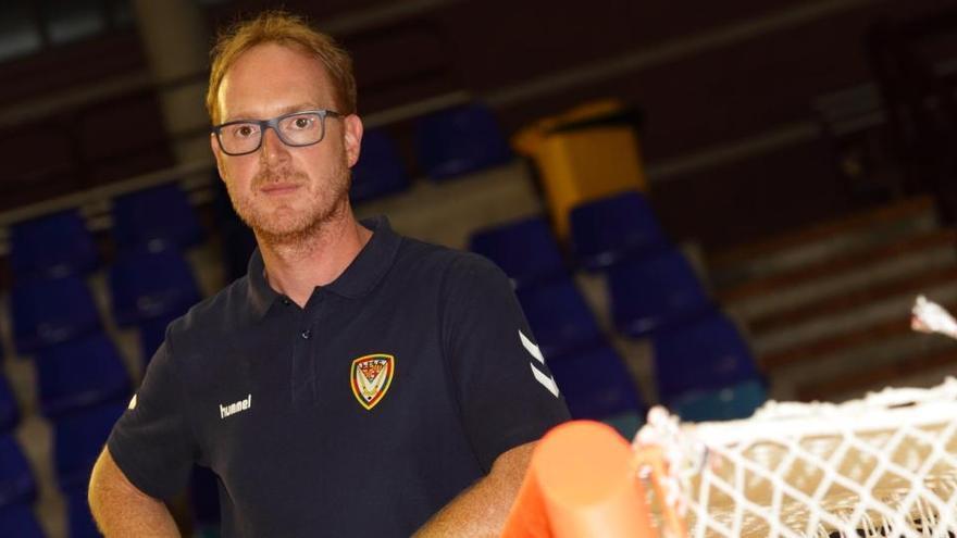 L'Igualada Rigat destitueix l'entrenador Cesc Linares