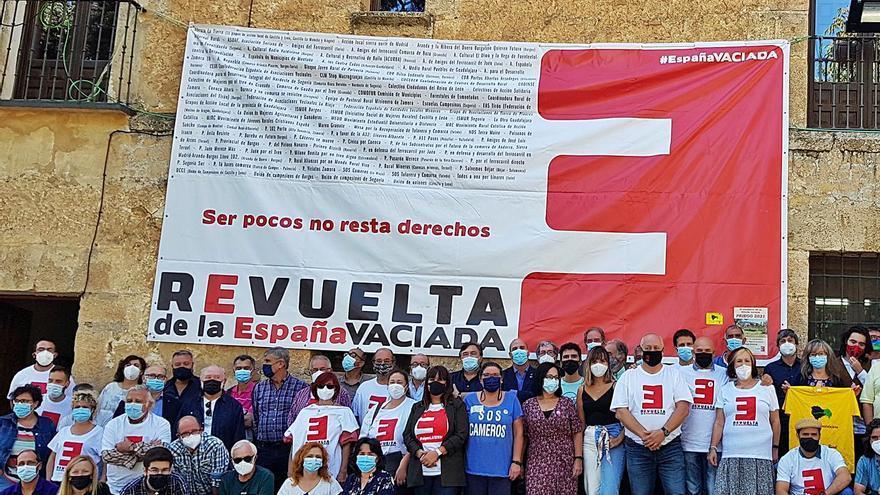 El colectivo de la España Vaciada abre el camino para concurrir a las elecciones en Zamora