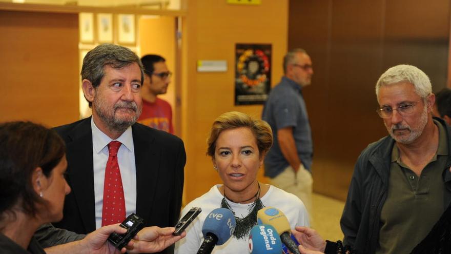 El fiscal pide al TSJ que abra juicio contra Martínez-Cachá por el caso Guardería