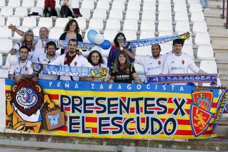 Partido Albacete - Real Zaragoza