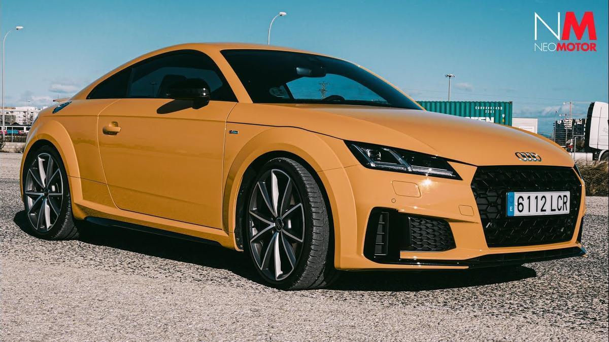 Vídeo: Analizamos el Audi TT 40 TFSI, la tercera generación del modelo alemán
