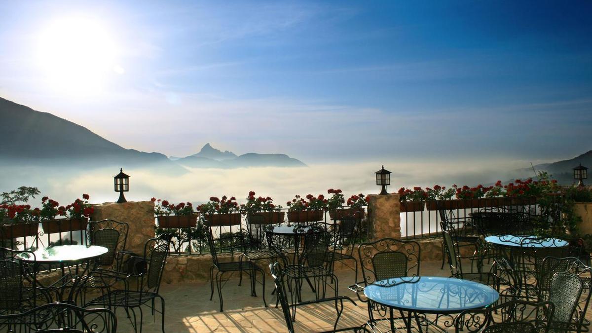 Los premios de TripAdvisor reconocen al hotel Cases Noves de Guadalest.