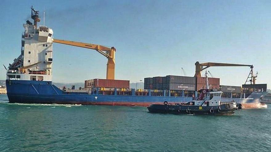 Descubren cuatro nuevos polizones en València en un barco procedente de Argelia