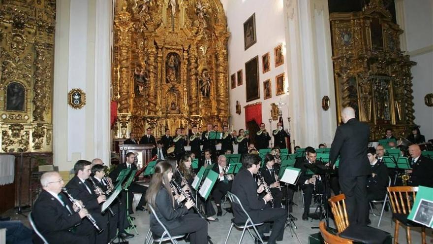 Concierto en Capuchinos de la Banda de la Esperanza