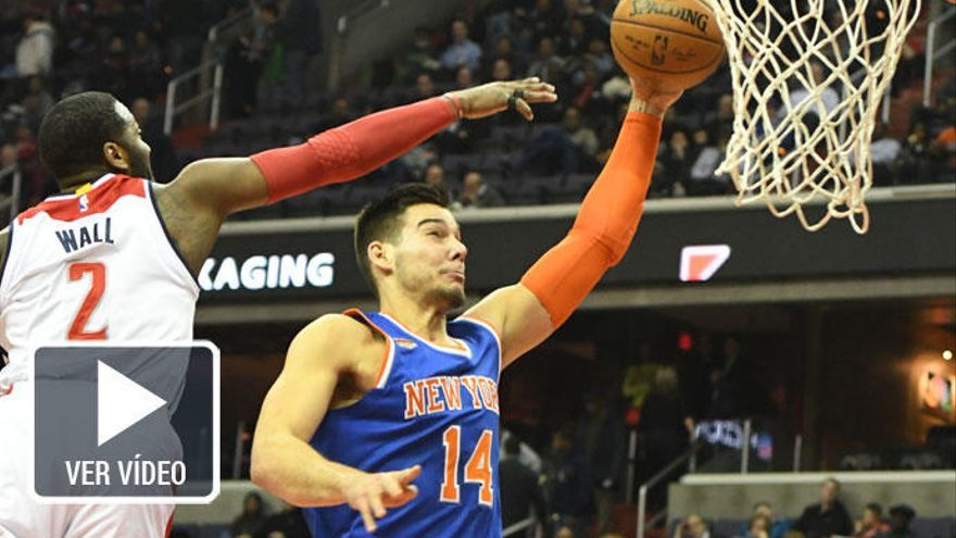 Un gran Willy no evita la derrota de los Knicks