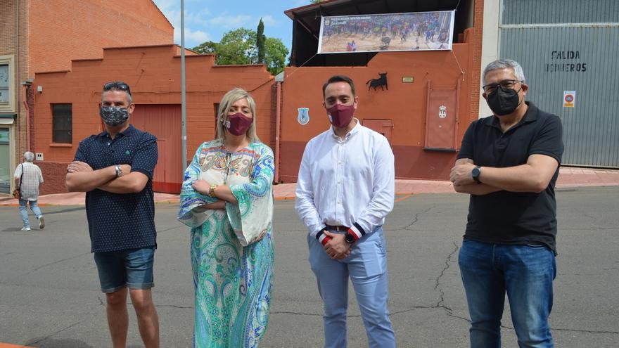 """Benavente pide """"prudencia"""" a sus ciudadanos en la celebración de las Fiestas del Toro"""
