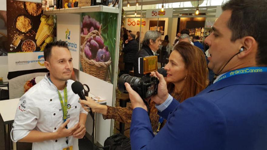 Gran Canaria, referente mundial en la producción de quesos