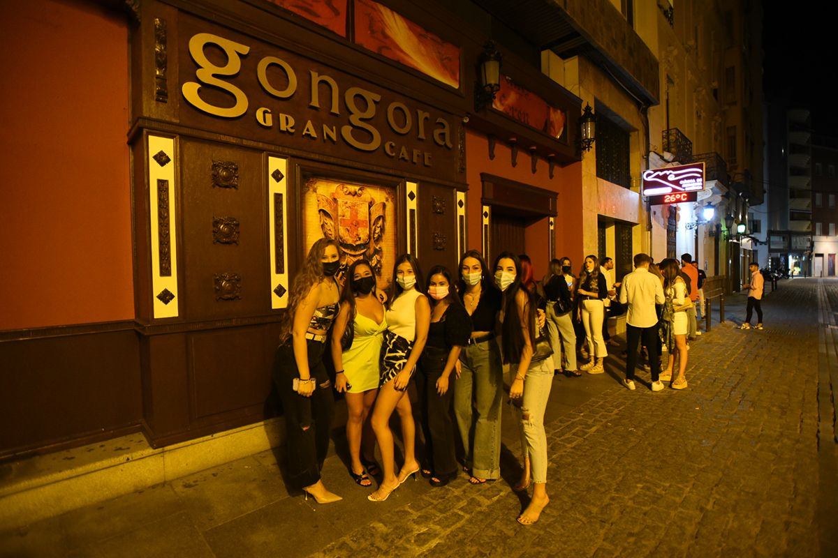 El Góngora Gran Café se aviva de nuevo a medianoche
