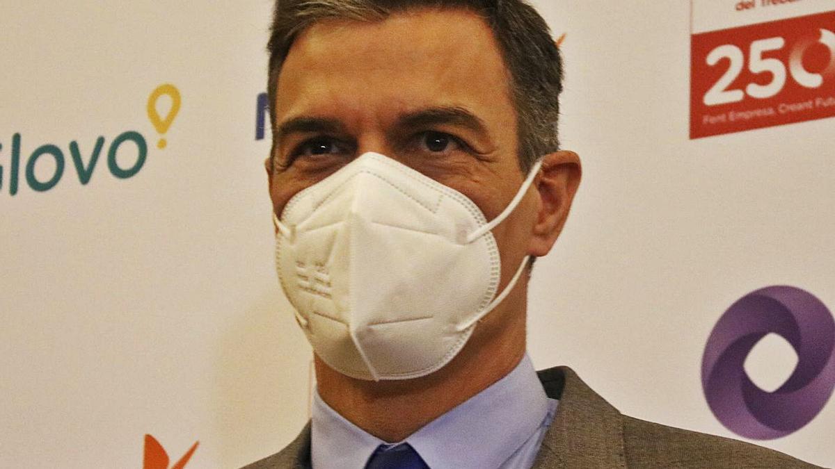 Pedro Sánchez, en una imatge de principis de juny.  | ACN