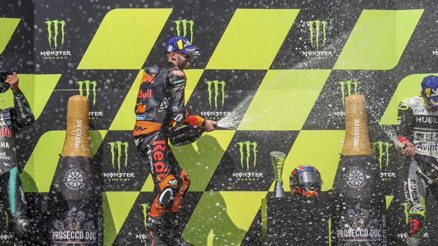 Resultado y clasificación del Gran Premio de la República Checa de MotoGP