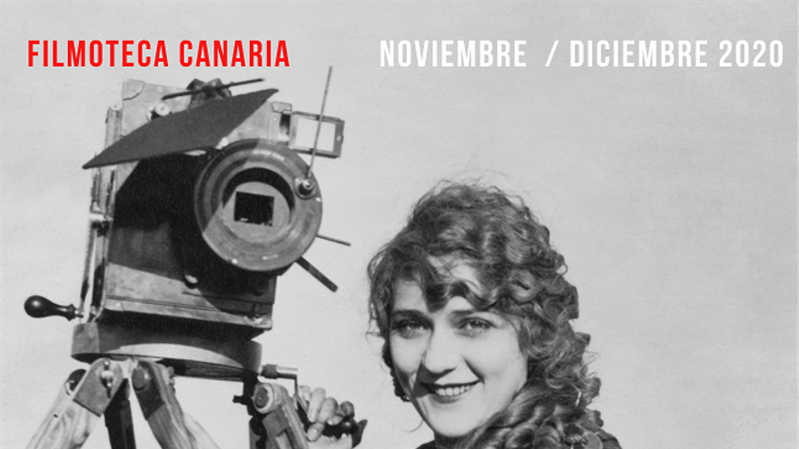 Filmoteca Canaria: Women Make Film Cap. 12, 13 y 14