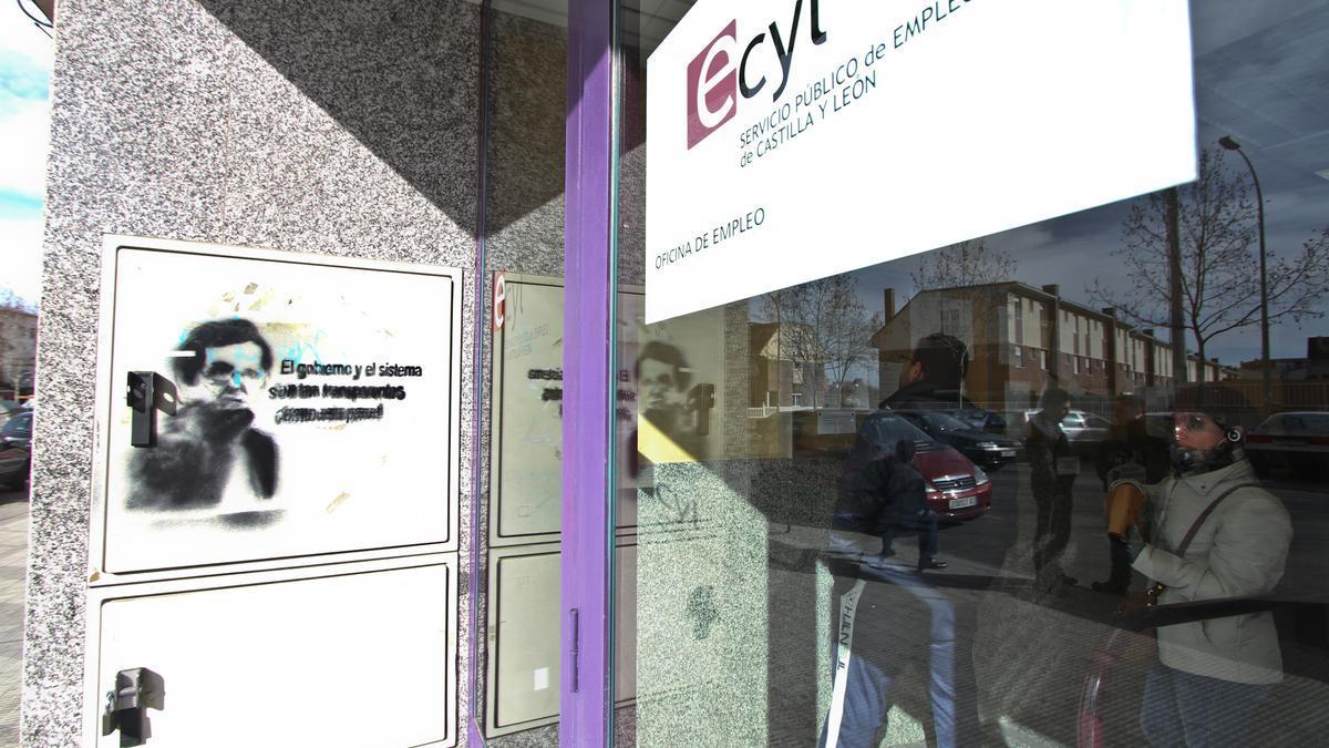Oficina del Ecyl en Zamora