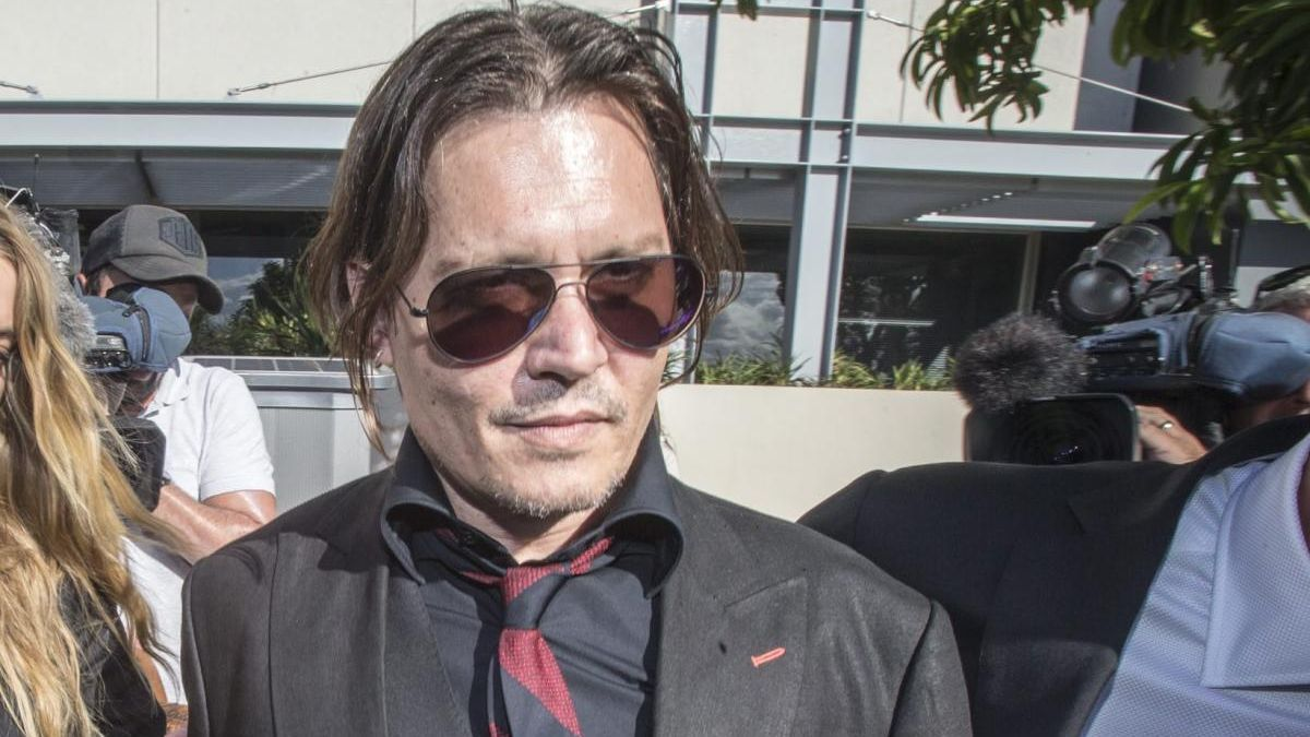 Johnny Depp, en una imagen de archivo.