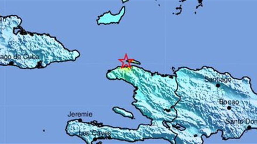 Almenys 11 morts a Haití per un terratrèmol de 5,9 graus