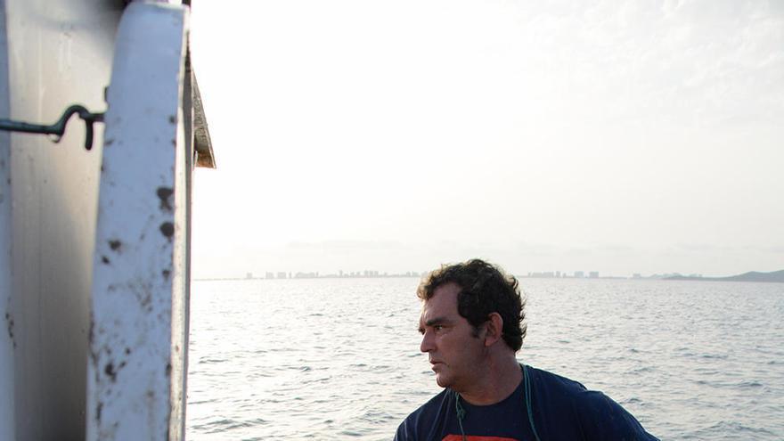 Un día de pesca en el Mar Menor