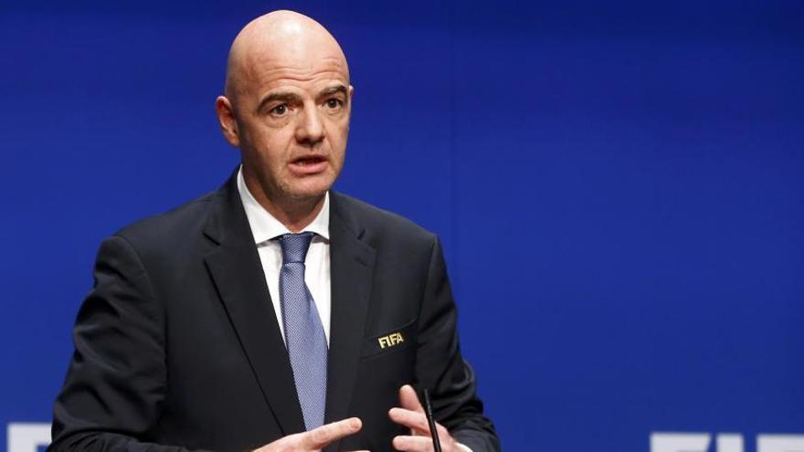 El Mundial 2022 se jugará con 32 selecciones y no con 48
