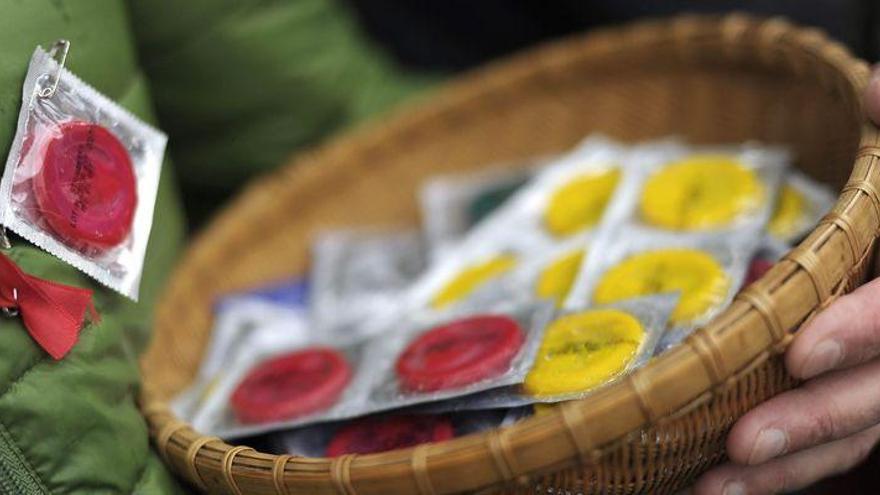 5,7 de cada 100.000 castellonenses están infectados por VIH