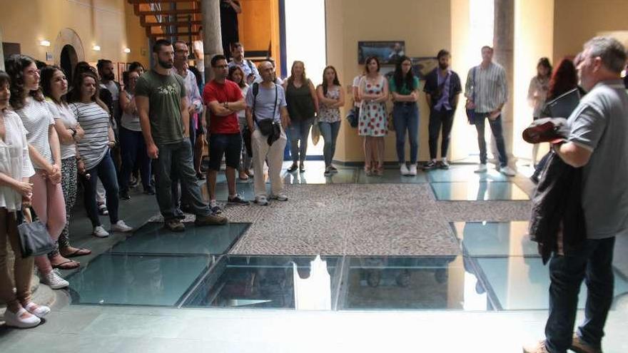 """La Universidá de Branu crece por su """"inmersión lingüística"""" y su """"buen rollo"""""""
