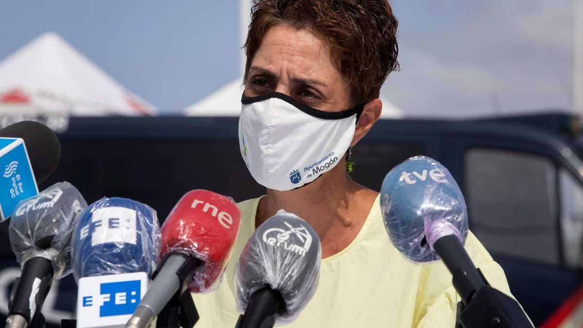 Onalia Bueno vincula su detención a sus críticas al campamento de migrantes