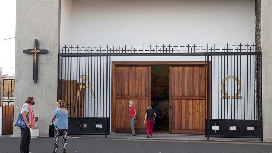 Otro desalojo: El calvario de los templos parroquiales de La Laguna y Todoque