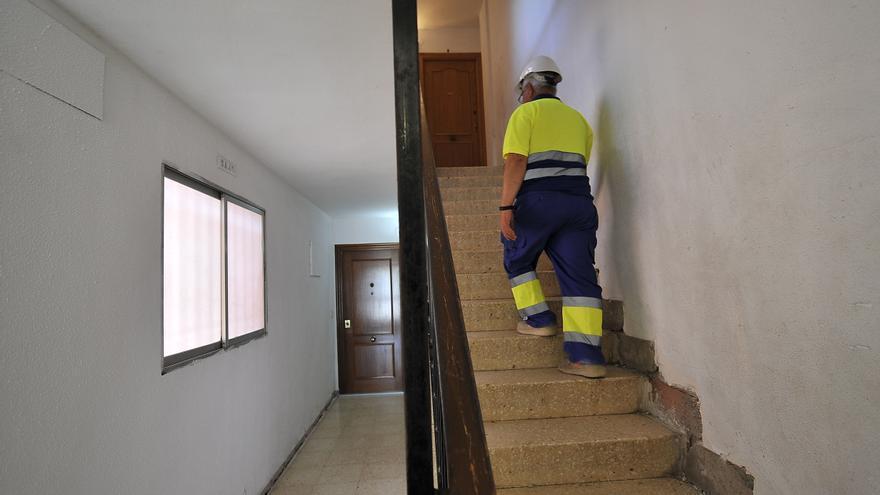 Elche otorga casi medio millón de euros en ayudas a la rehabilitación de edificios
