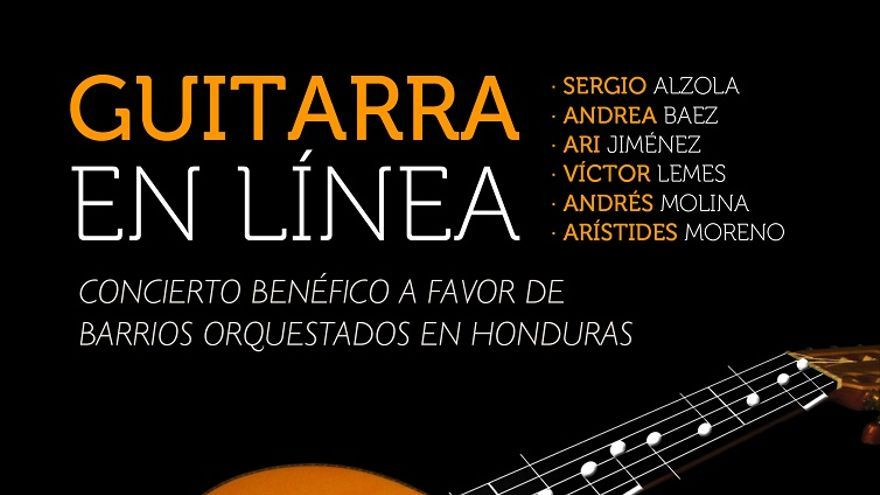 Guitarra en línea – Barrios Orquestados