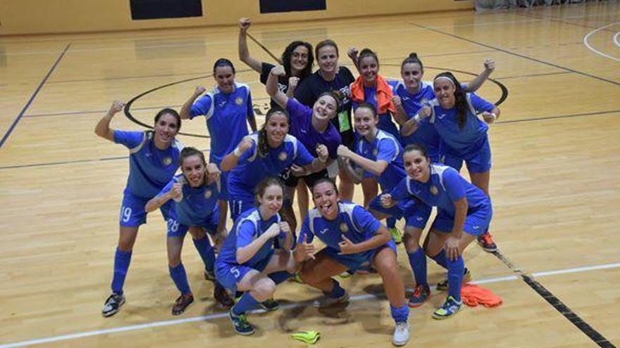 El Xaloc Alacant B jugará la final del play-off de ascenso a Segunda División frente al Calpe Futsal
