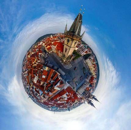 Fotogalería de ciudades del mundo a 360 grados