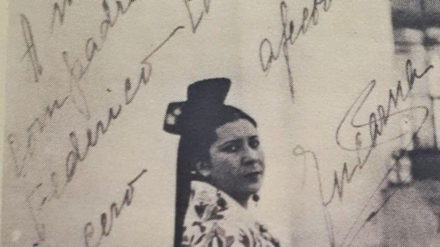 Fotografías desconocidas de la gran bailaora La Argentinita