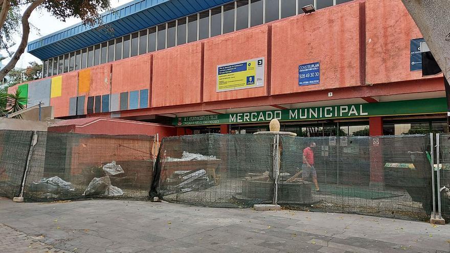 La reapertura del Mercado municipal se retrasa a inicios del próximo año