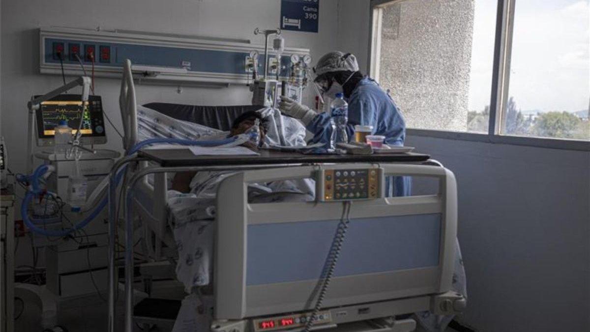 La pandemia crece en México y llega a 46.000 muertes por covid-19
