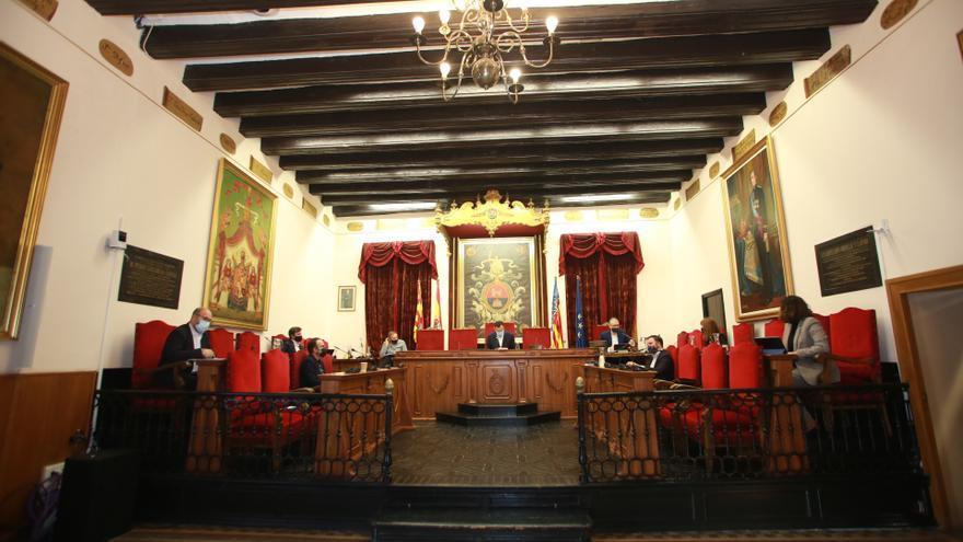 El presupuesto municipal será ratificado en un pleno extraordinario en febrero