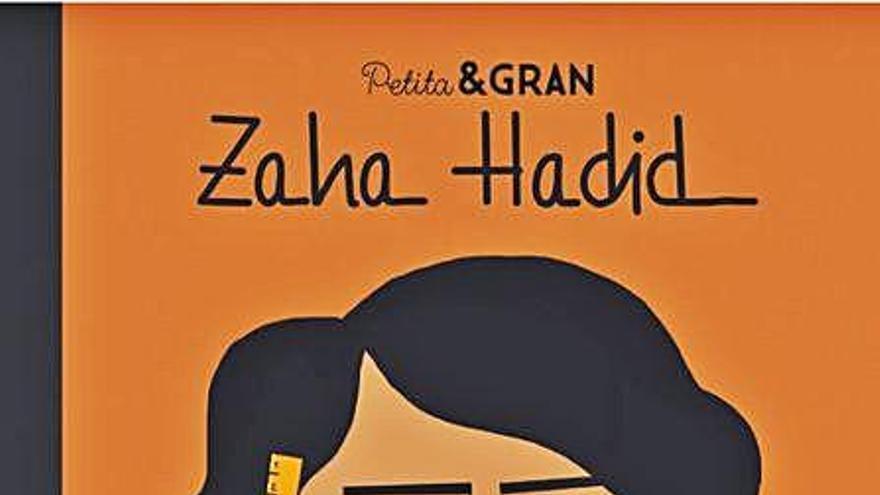 Zaha Hadid, una dona brillant que va construir els seus somnis, a Alba
