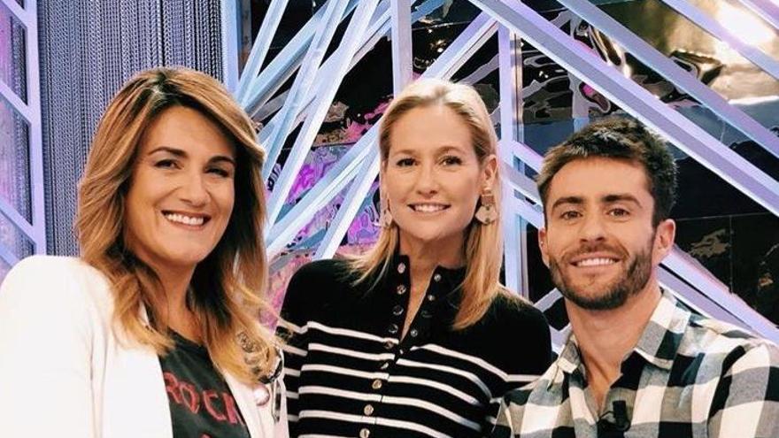 Fiona Ferrer desvela lo secretos de 'backstage' de 'Cámbiame'